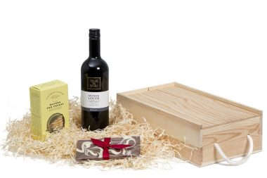 The Red Wine Box
