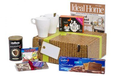 Tea & Instant Coffee Box