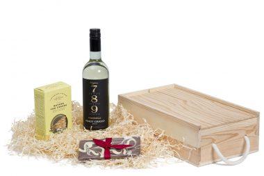 The White Wine Box