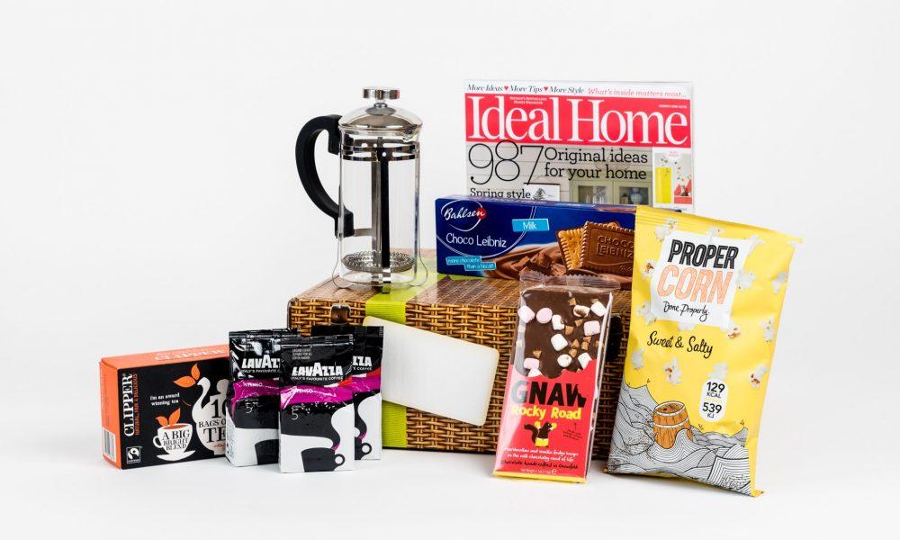Tea & Ground Coffee Box 3