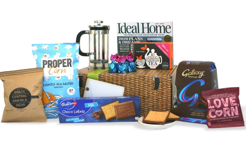 Tea & Ground Coffee Box 7