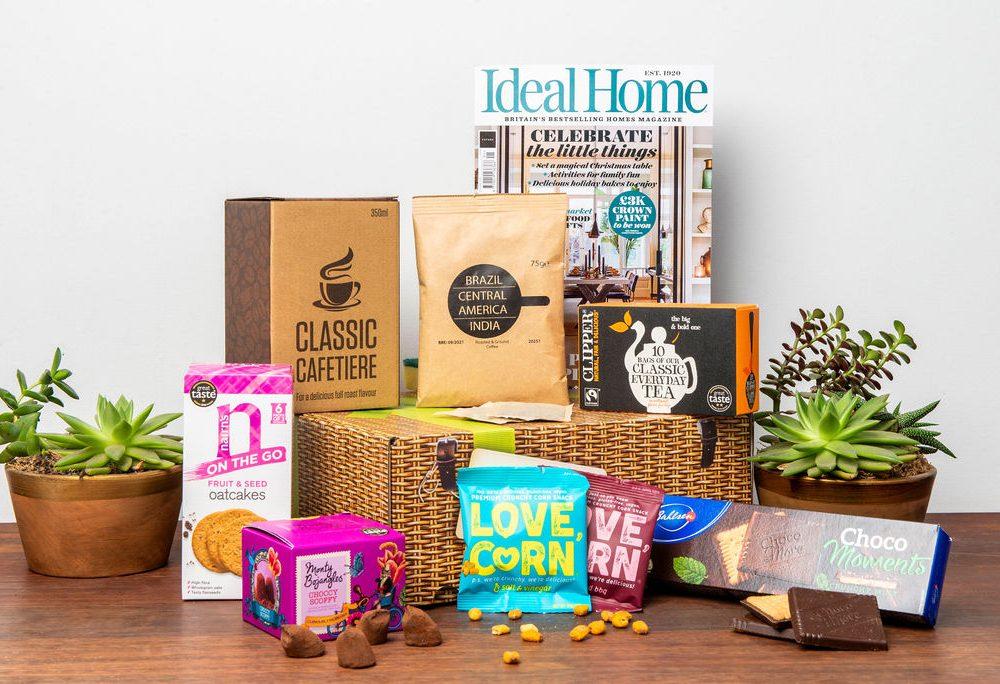 Tea & Ground Coffee Box 8