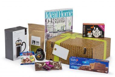 Tea & Ground Coffee Box 1