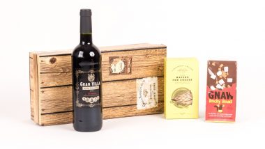 The Red Wine Box 1