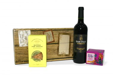 The Red Wine Box 3