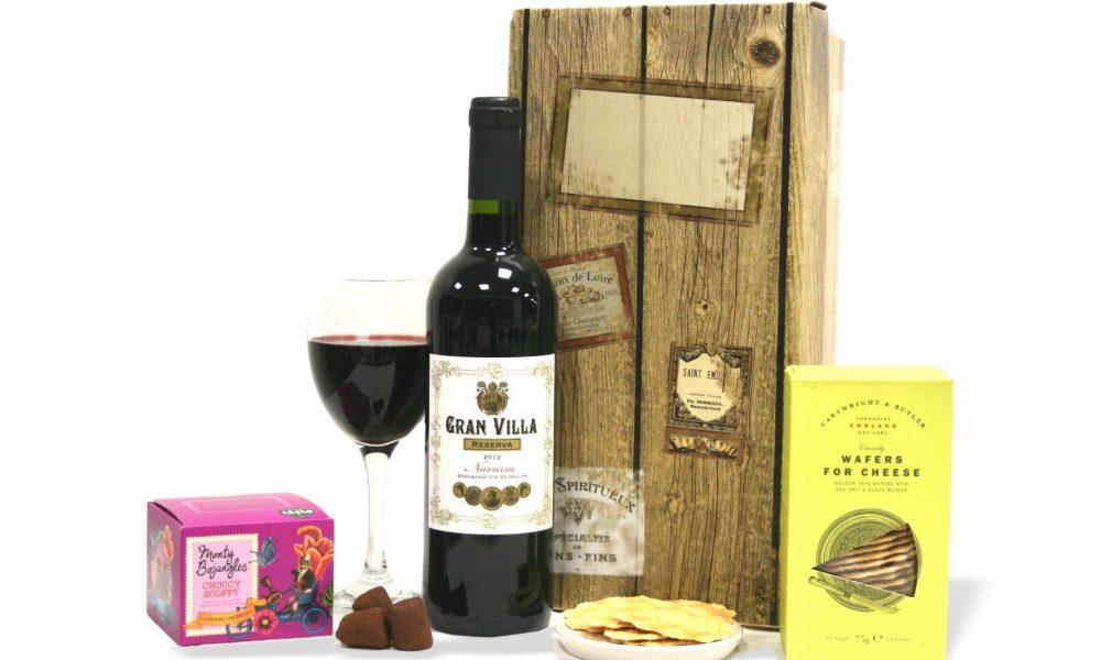 The Red Wine Box 4