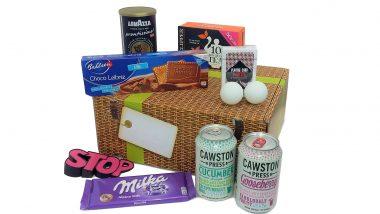 Student Tea, Coffee and Treats Box