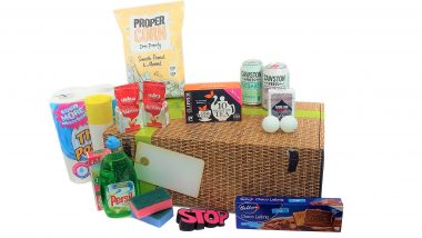 Student Welcome Box