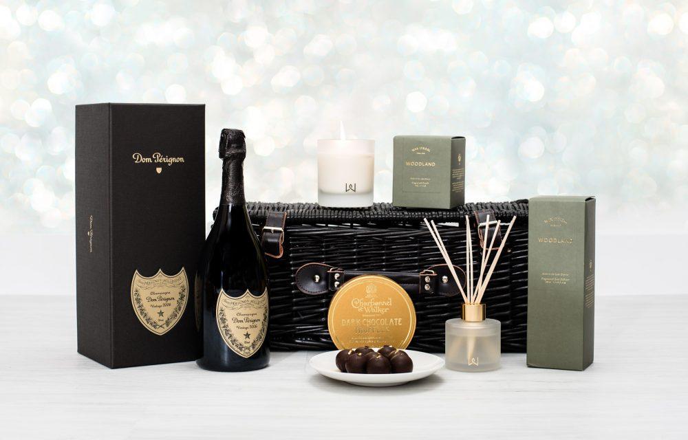 Dom Pérignon Luxury Champagne Hamper 1