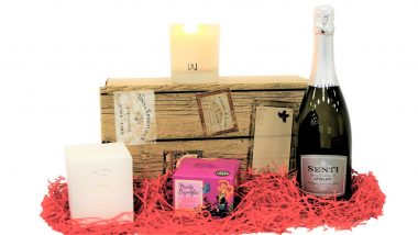 Prosecco Christmas Box 1