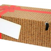 Welcome Box - Red Ribbon