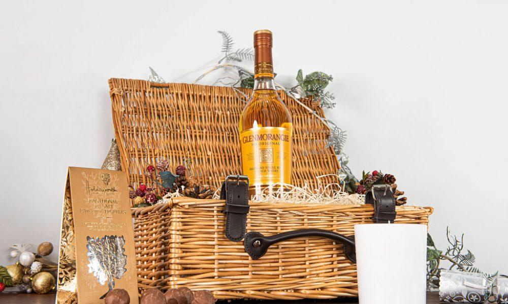 Glenmorangie Whisky Christmas Hamper