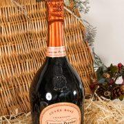 Laurent-Perrier Cuvée Rosé Champagne Christmas Hamper 1