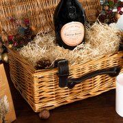 Laurent-Perrier Cuvée Rosé Champagne Christmas Hamper 2