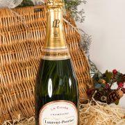 Laurent-Perrier La Cuvée Champagne Christmas Hamper 1