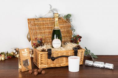 Laurent-Perrier La Cuvée Champagne Christmas Hamper