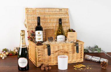 Laurent-Perrier La Cuvée Champagne Luxury Christmas Hamper