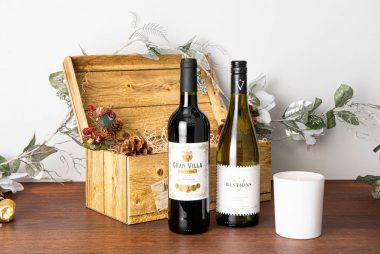 Red & White Wine Christmas Hamper