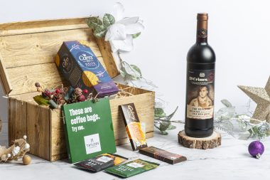 19 Crimes Cold Brew Coffee Limited Edition Christmas Hamper